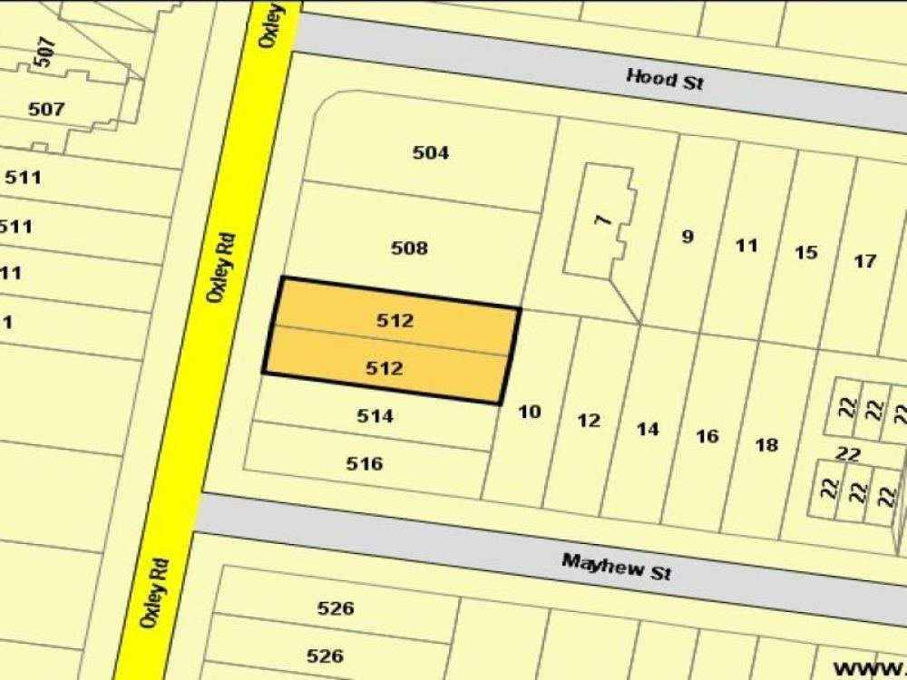OXLEY ROAD DEVELOPMENT POTENTIAL