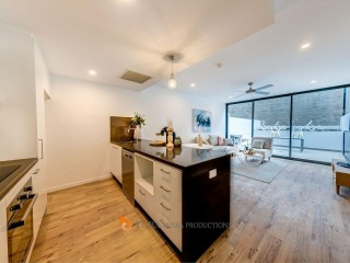 View profile: Hikari Striking, timeless, social 1 & 2 Bedroom