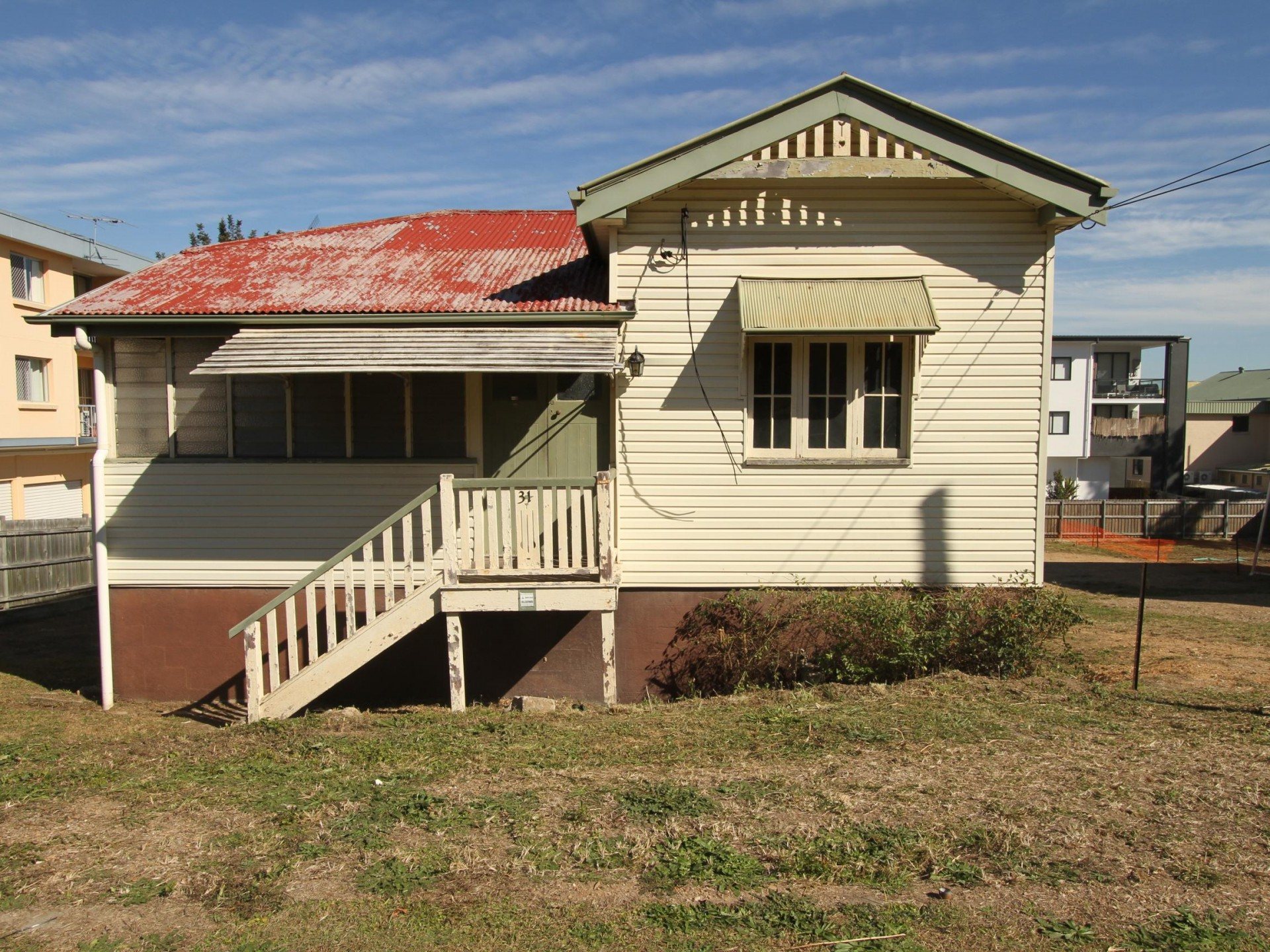 Norman Park 809sqm House and land Potential Development and  new House