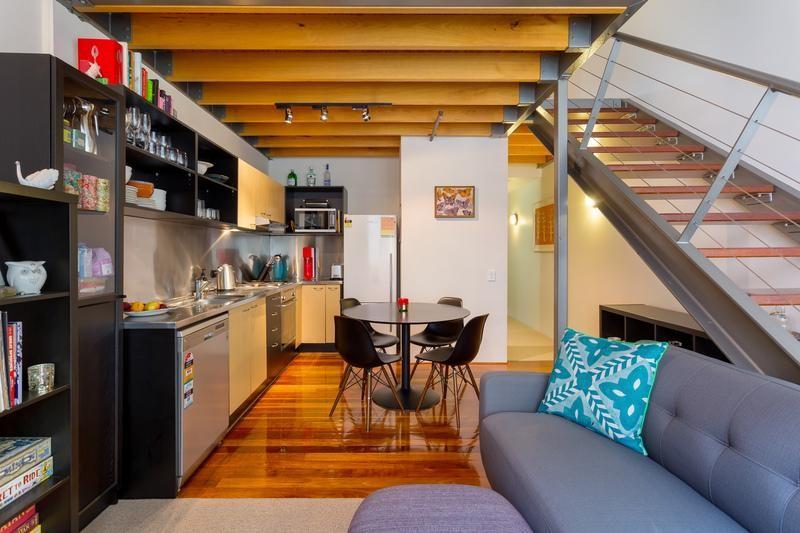 Loft Style Living in Vibrant Teneriffe