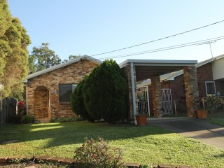 View profile: Solid brick home ready to move into